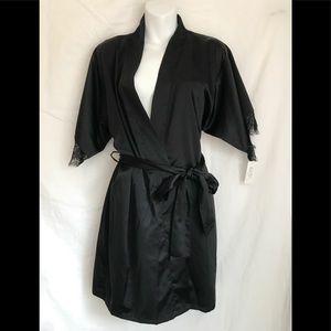 Beautiful black robe